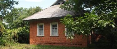 Кирпичный дом с. Голубовка ул. Терещенка 22